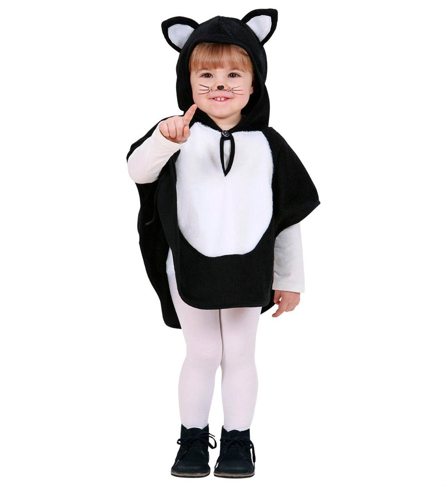Costum Pisicuta Copii Poncho