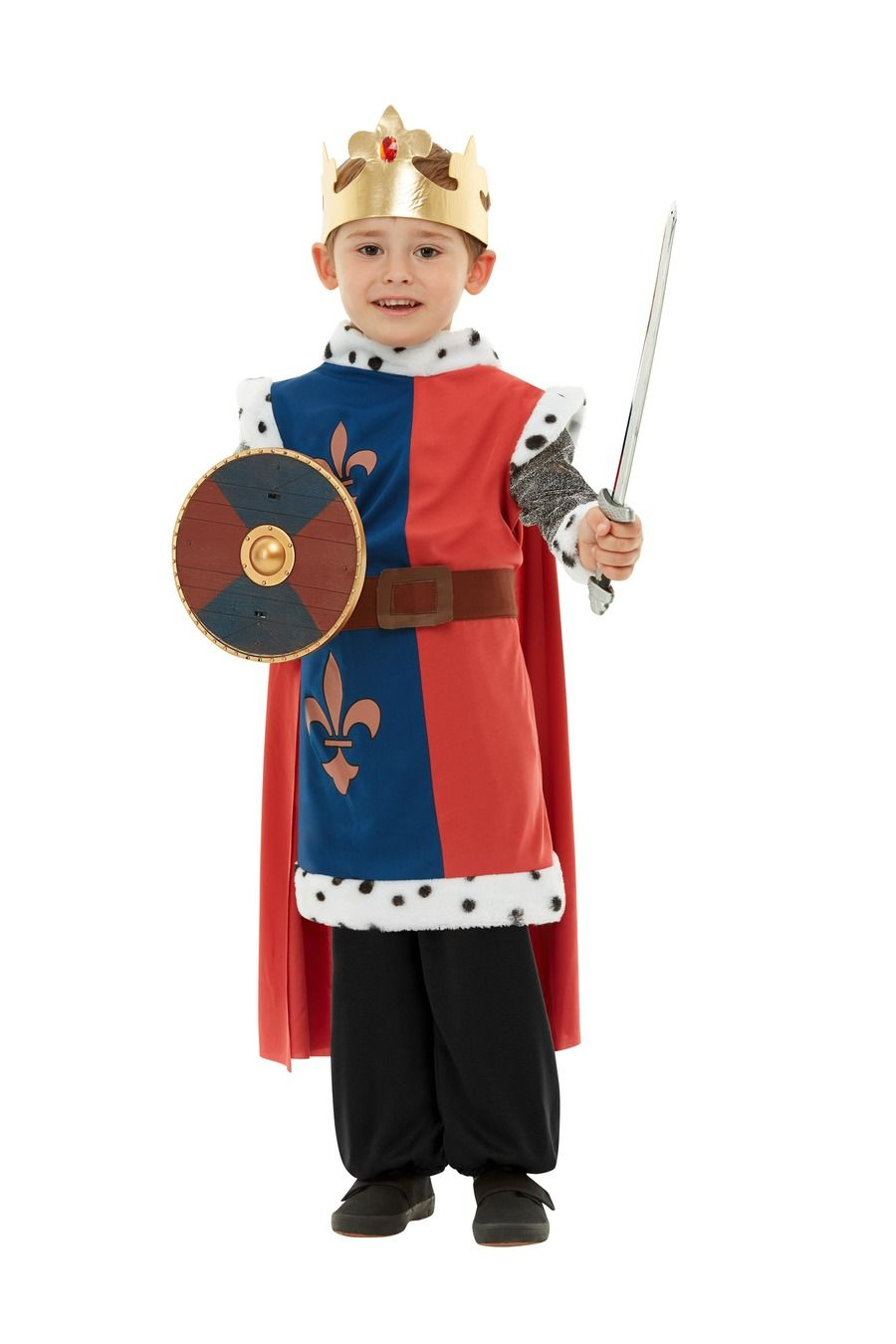 Set-arme-Viking-medievale-copii