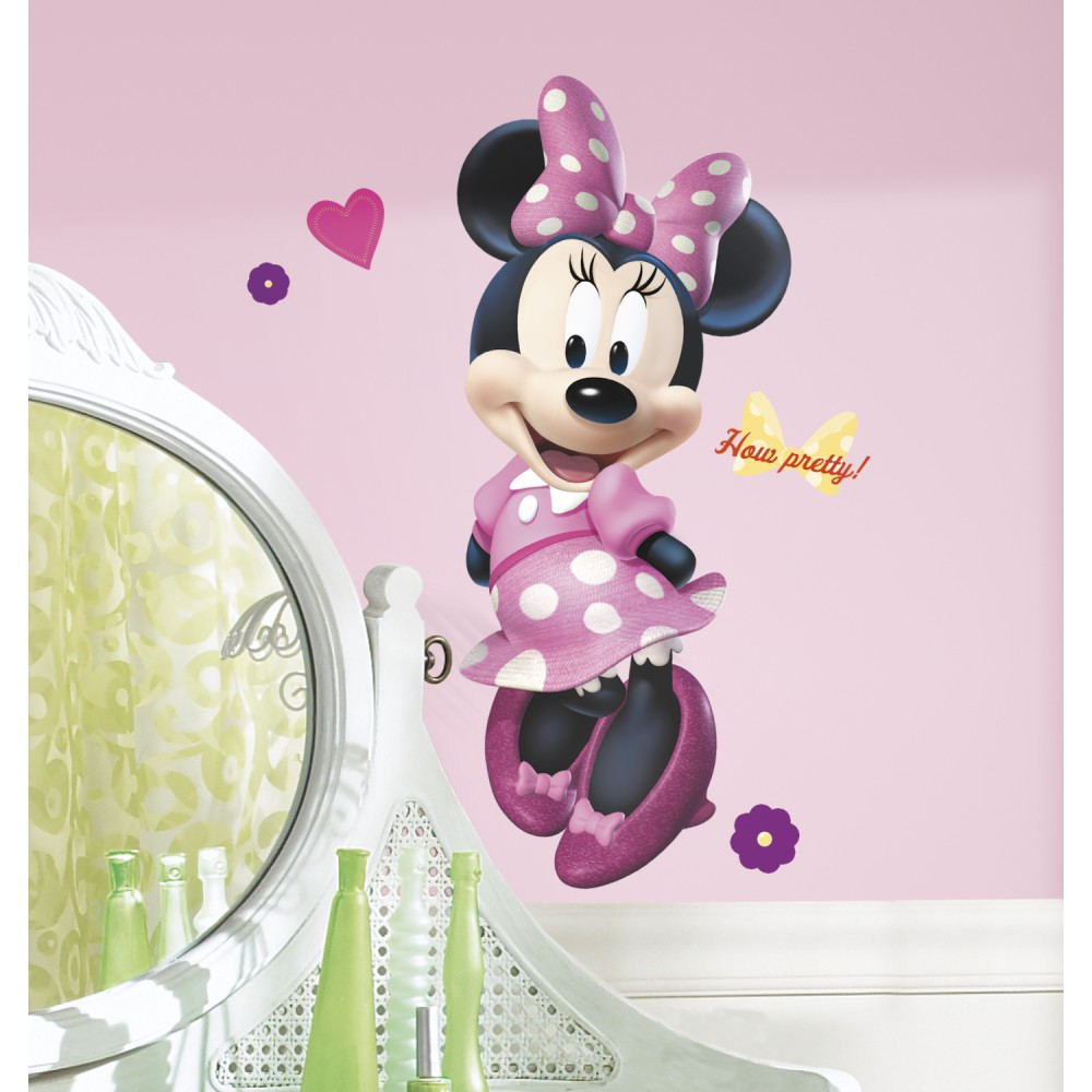 Sticker gigant Disney Minnie Mouse