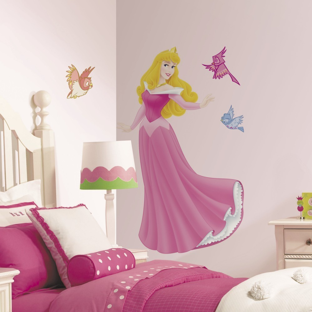 Sticker gigant Disney Printesa Aurora