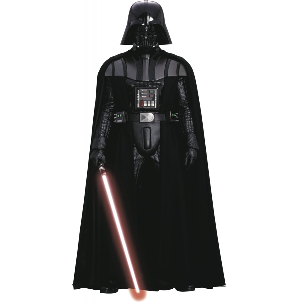 Sticker gigant Razboiul Stelelor Darth Vader