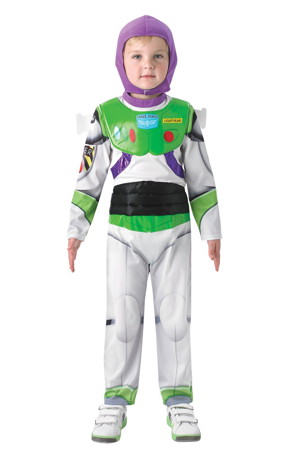 Costum robot copii Disney Buzz Toy Story delux