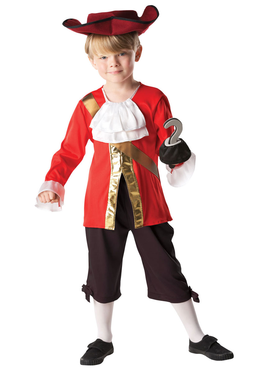 Costum Disney Capitanul Hook