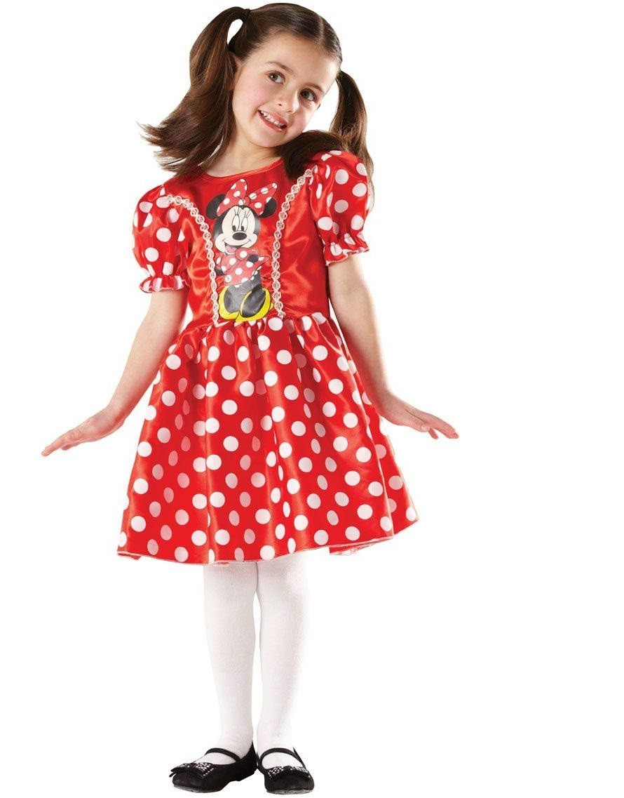Costum Disney Minnie Mouse Clasic