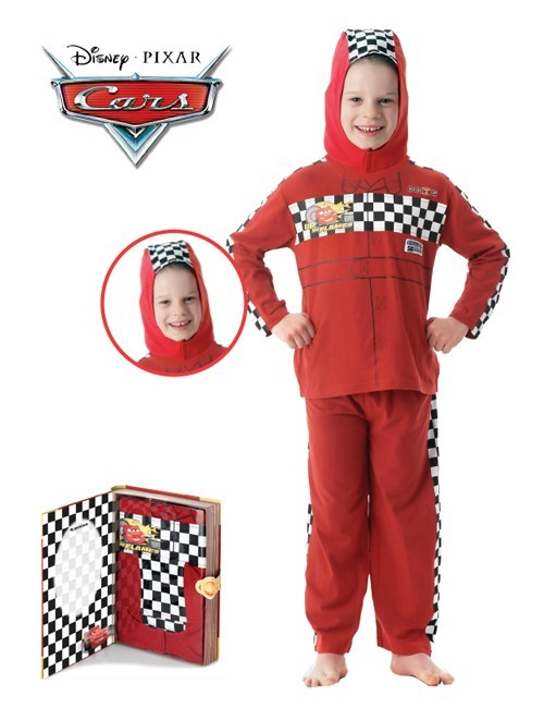 Pijama copii Disney Cars Playama
