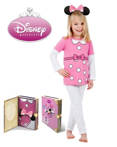 Pijama copii Disney Minnie Mouse Playama