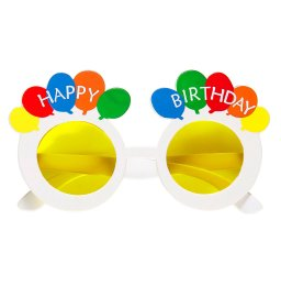 Ochelari Happy Birthday