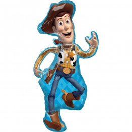 Balon folie Toy Story Woody 55 x 111 cm