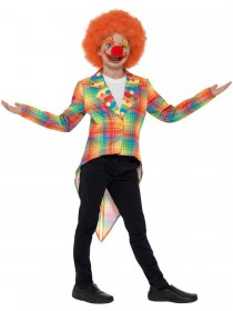 Costum frac clown copii