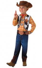 Costum cowboy Disney Woody copii