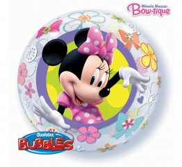 balon-bubble-minnie-mouse-56-cm