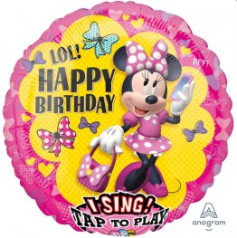 balon-folie-jumbo-muzical-minnie-happy-birthday-71cm