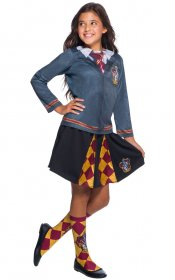 Bluza uniforma Harry Potter Gryffindor copii