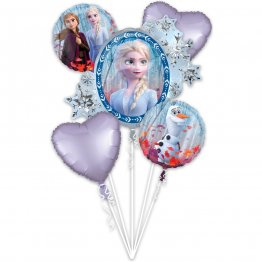 buchet-baloane-happy-birthday-frozen-set-5-buc