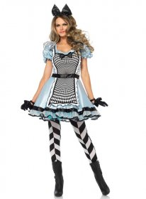 costum-alice-in-wonderland-miss-hypnotic