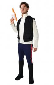 Costum carnaval Star wars Han Solo adult