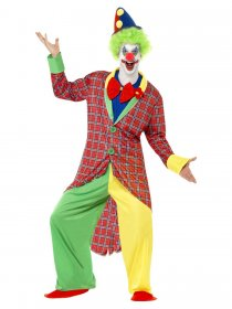 Costum-clown-adulti-Circus-FabricadeMagie