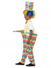 Costum clown copii Fabrica de Magie