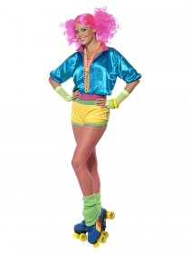 Costum-Skater-Girl-Disco-neon-FabricadeMagie