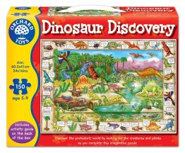 puzzle-in-limba-engleza-lumea-dinozaurilor-150-piese-dinosaur-discovery