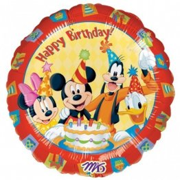 balon-folie-45-cm-mickey-and-friends-happy-birthday