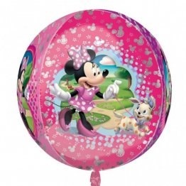 Balon folie sfera orbz minnie mouse