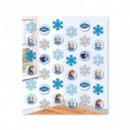 Perdea decorativa frozen