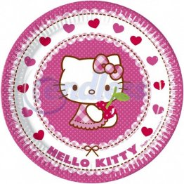 Farfurii Hello Kitty Hearts 23cm