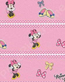 Bordura de perete Disney Minnie Mouse