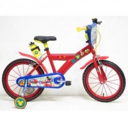 Bicicleta Mickey Mouse 16''