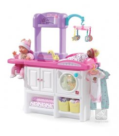 Mini cresa pentru copii new love care deluxe nursery