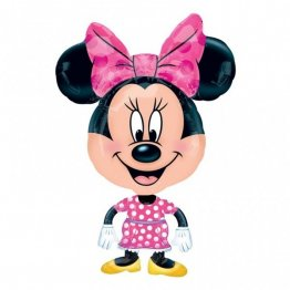 balon-folie-mini-airwalker-minnie