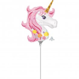 balon-mini-figurina-cap-unicorn-magic