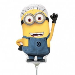 Balon mini figurina Minions