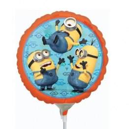 Balon mini folie Minions