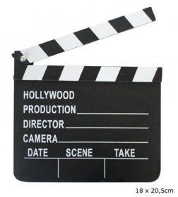 recuzita-hollywood-clapperboard