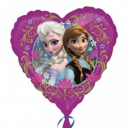 Balon folie 45 cm frozen love