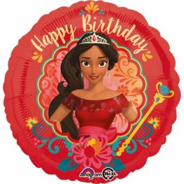 balon-folie-45-cm-elena-din-avalor-happy-birthday
