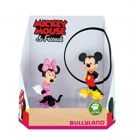 Figurine set minnie si mickey
