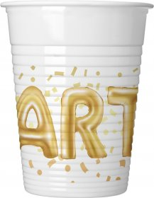 set-8-pahare-plastic-gold-party
