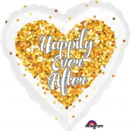 Balon-Folie-45-cm-Inima-Confetti-Happily-Ever-After
