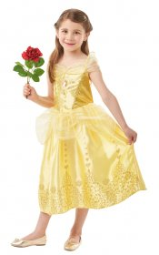 Costum-Disney-Printesa-Belle-Sparkle