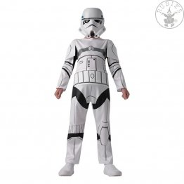 costum Star Wars clona Stormtrooper copii