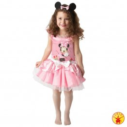 Costum bebe rochita Disney Minnie Mouse Balerina