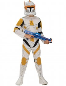 Costum soldat Star Wars Clone Trooper Cody copii