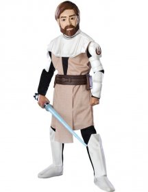 Costum Star Wars Obi Wan Kenobi copii