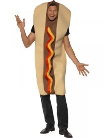 Costum Hot Dog gigant adulti