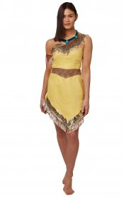Costum-indian-Pocahontas-dama