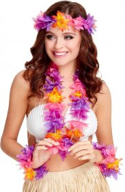 Set-Hawaii-flori-multicolore-Paradis