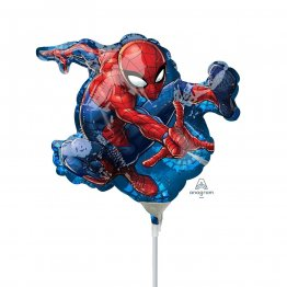 balon-mini-figurina-spider-man